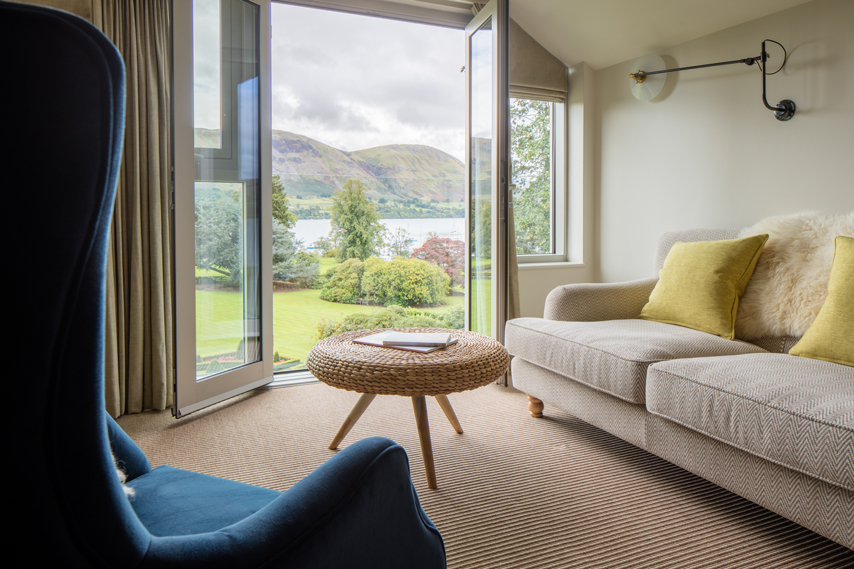 Another Place The Lake room with a view over Ullswater