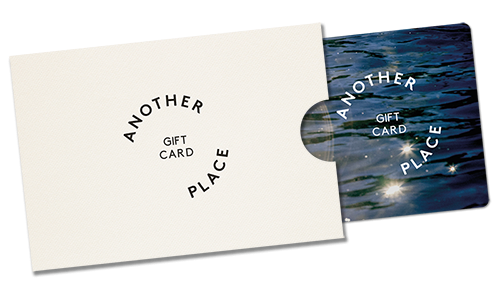 Another Place gift card