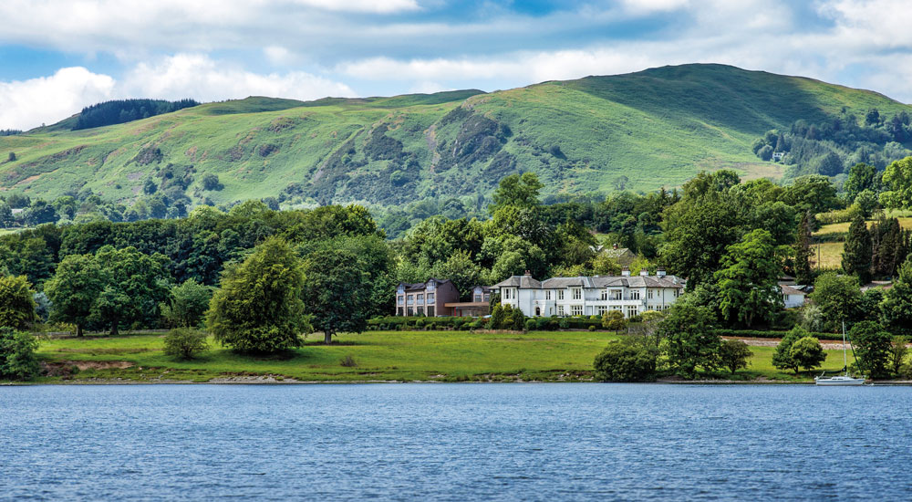View of Another Place from the Ullswater