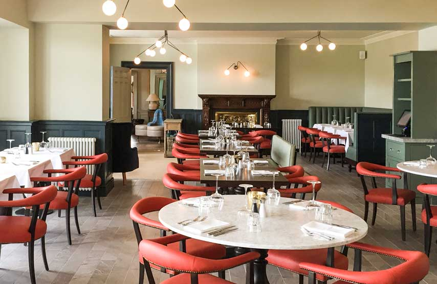 Rampsbeck Restaurant at Another Place, a new hotel in the Lake District