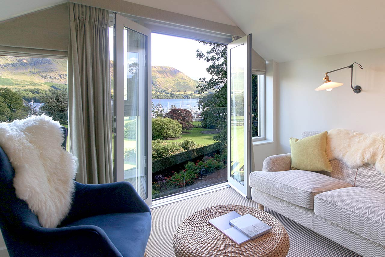 Family suite at Another Place, The Lake - a new Lake District hotel