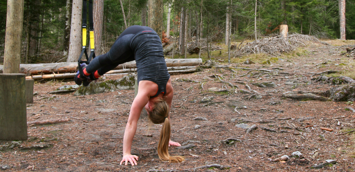 Mountain Fitness Retreat - Another Place