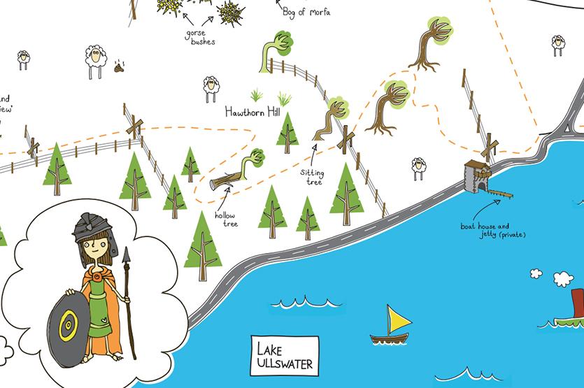 Tale Trails Lake District Walks