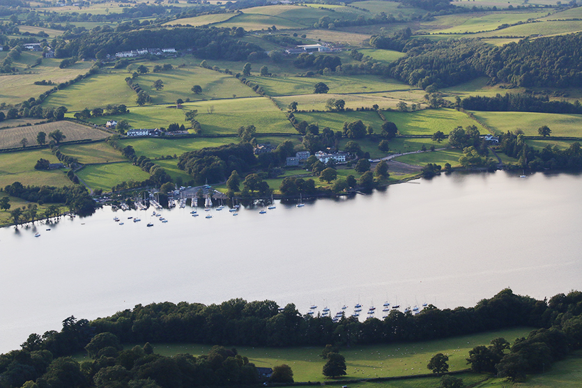 Ullswater Another Place The Lake