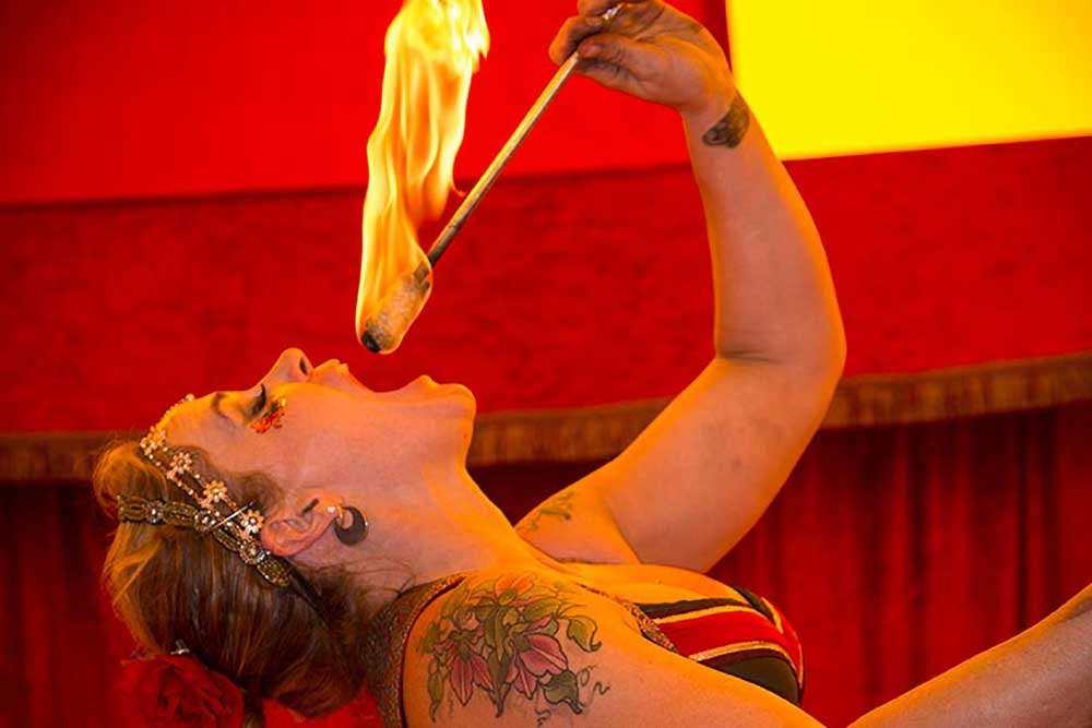 Astral Circus at the Rheged Centre