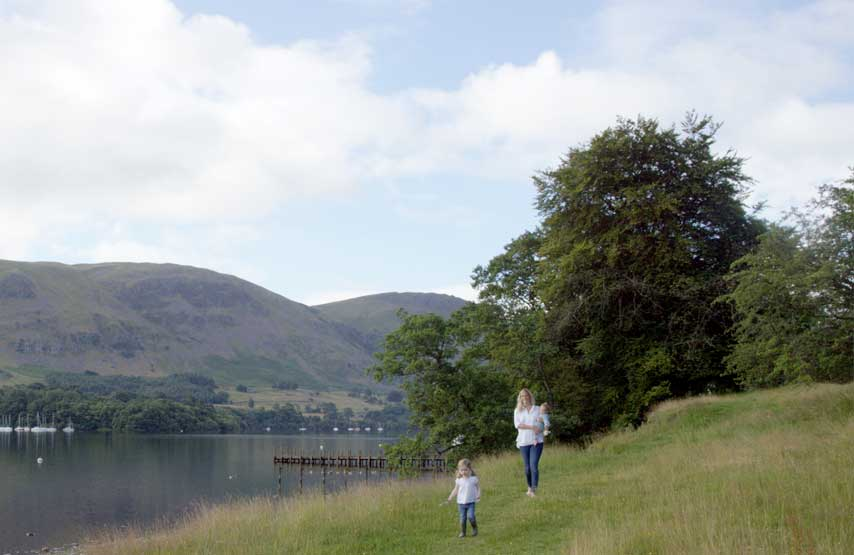 Summer activities for families in the Lake District