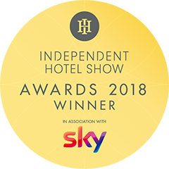 Independent Hotel Show Awards 2018 Winner