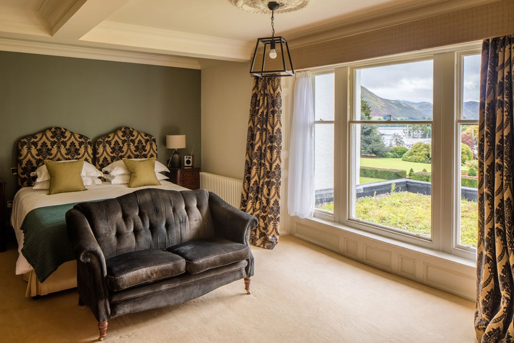 Better hotel bBest hotel bedroom at Another Place, The Lake in Ullswater the Lake Districtedroom at Another Place, The Lake in Ullswater the Lake District