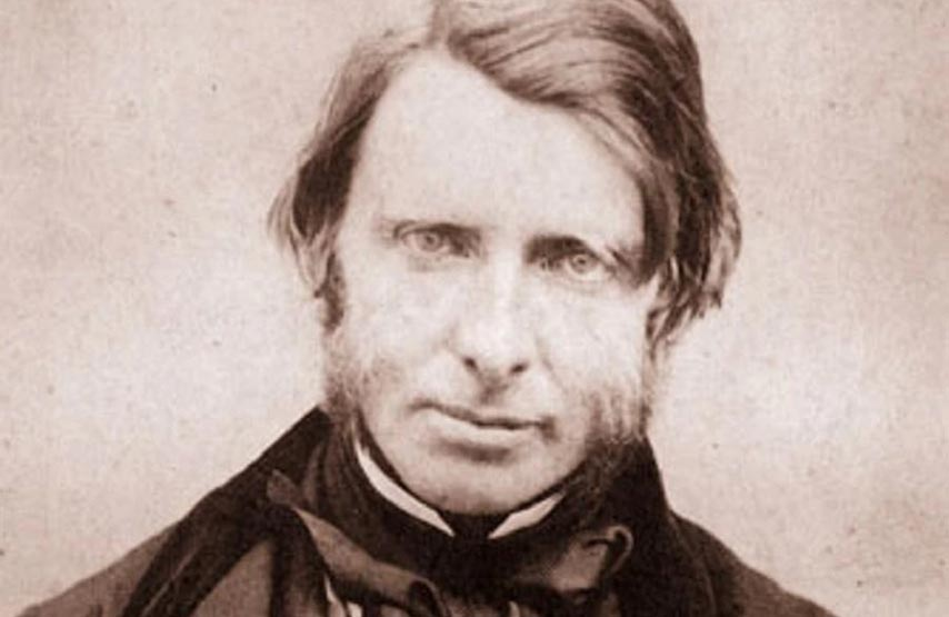 John Ruskin is known as of the greatest Victorians. He was an artist, art critic, amateur geologist, a teacher, writer, social critic and philosopher. He's buried in the churchyard of St Andrew's Church in Coniston.