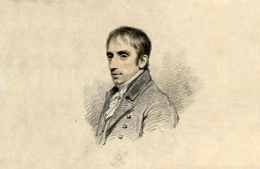 Celebrated Lakeland poet, William Wordsworth. it's possible to Trace his life through the properties he lived in around Cumbria.
