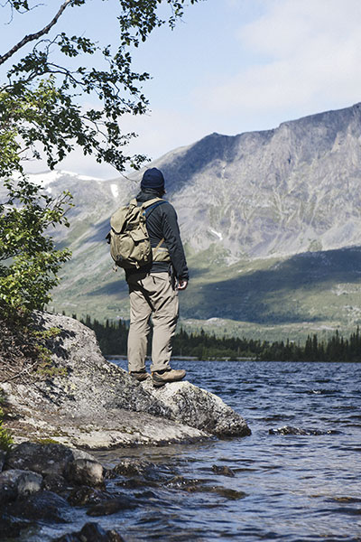 Millican bags, made for personal journeys across the globe