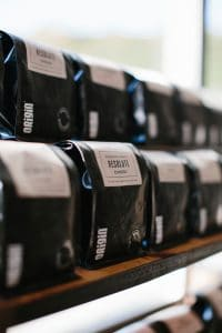 Origin Coffee Bag of Resolute
