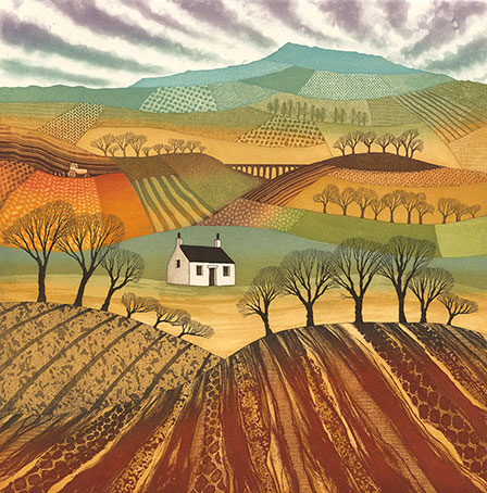Plough the Fields by Rebecca Vincent