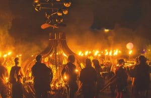 Night at the Castle presents 'Fire and Feasting'