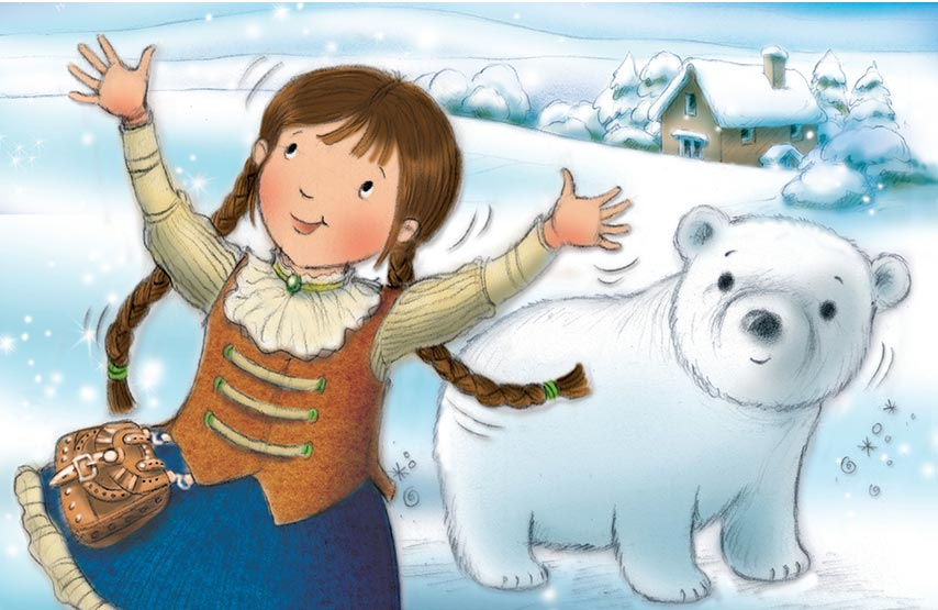 Lily and the Snow Bear