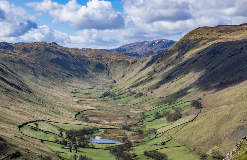 Boredale Ullswater John Hodgson guided walks