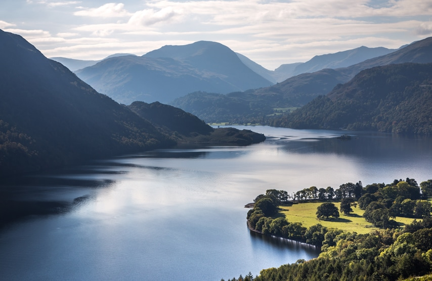 Ullswater Andrew Locking guided walks