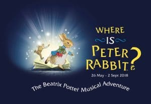 WHERE IS PETER RABBIT? LIVE THEATRE SHOW