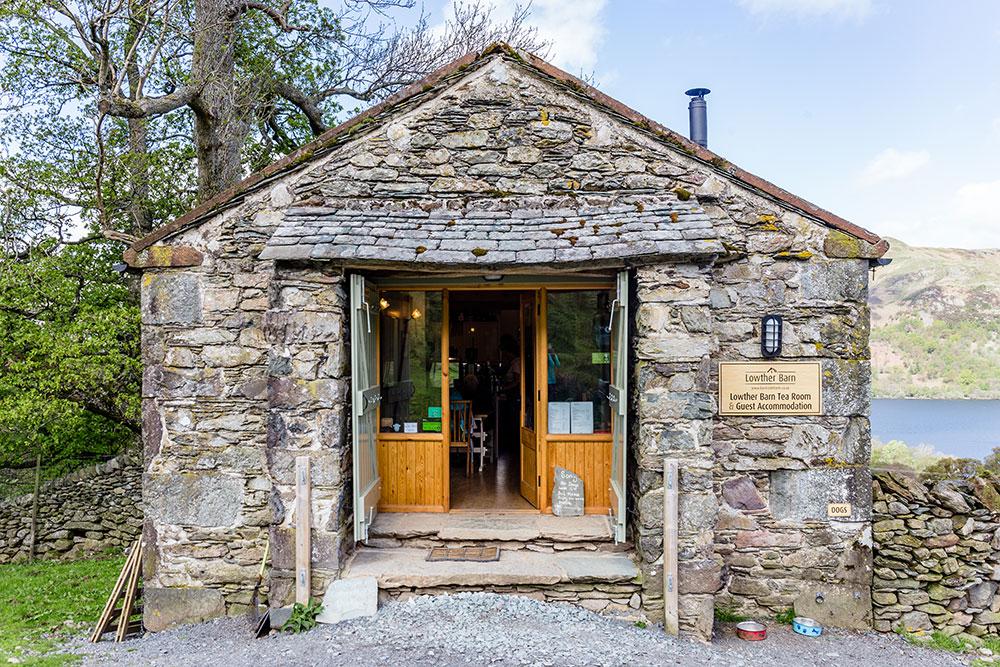 Lowther Barn Tearoom