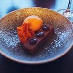 Dessert in Rampsbeck Restaurant