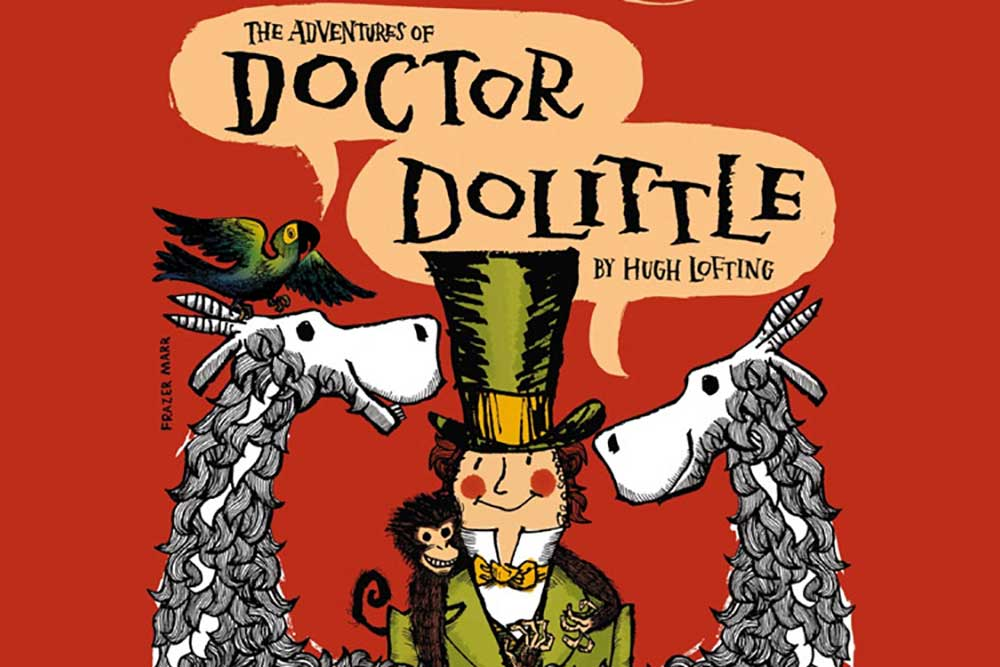 Dr Dolittle: Outdoor Theatre from the Calvert Trust 3rd August 2018