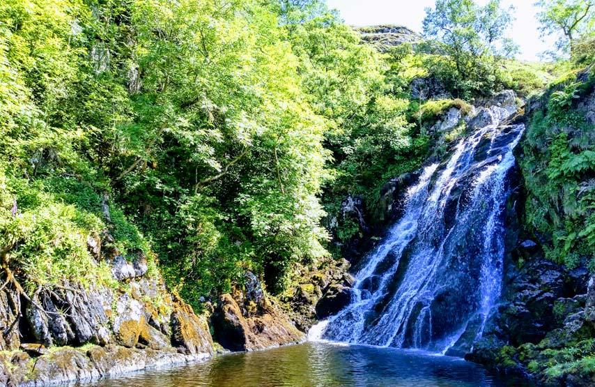 Swindale Falls