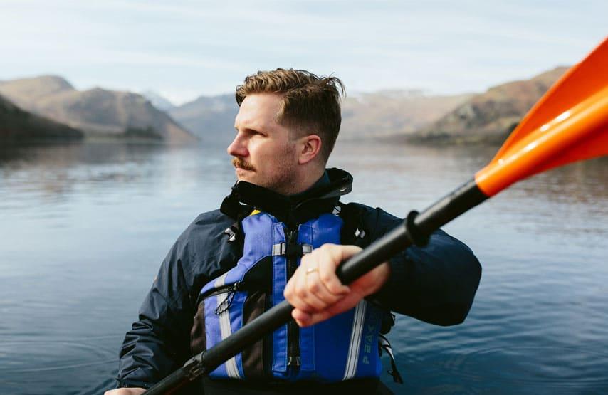 ullswater kayaking
