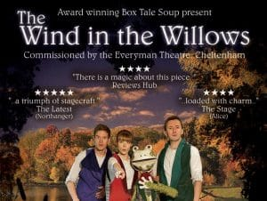 Wind in the Willows at Rheged