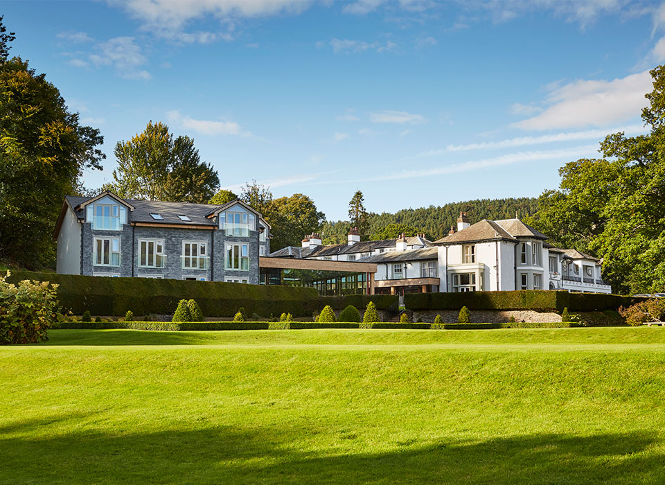 Another Place hotel, Ullswater, The Lake District, Cumbria