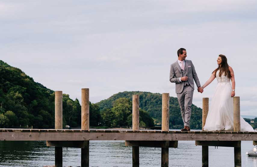 another place wedding lake district ideas