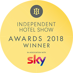 Independant Hotel Show Awards 2018