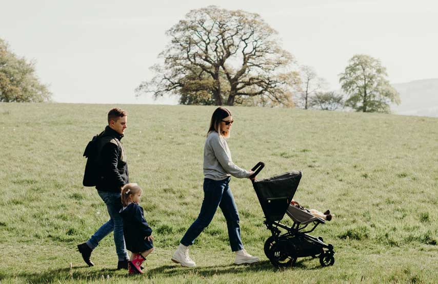 bringing family to the lake district