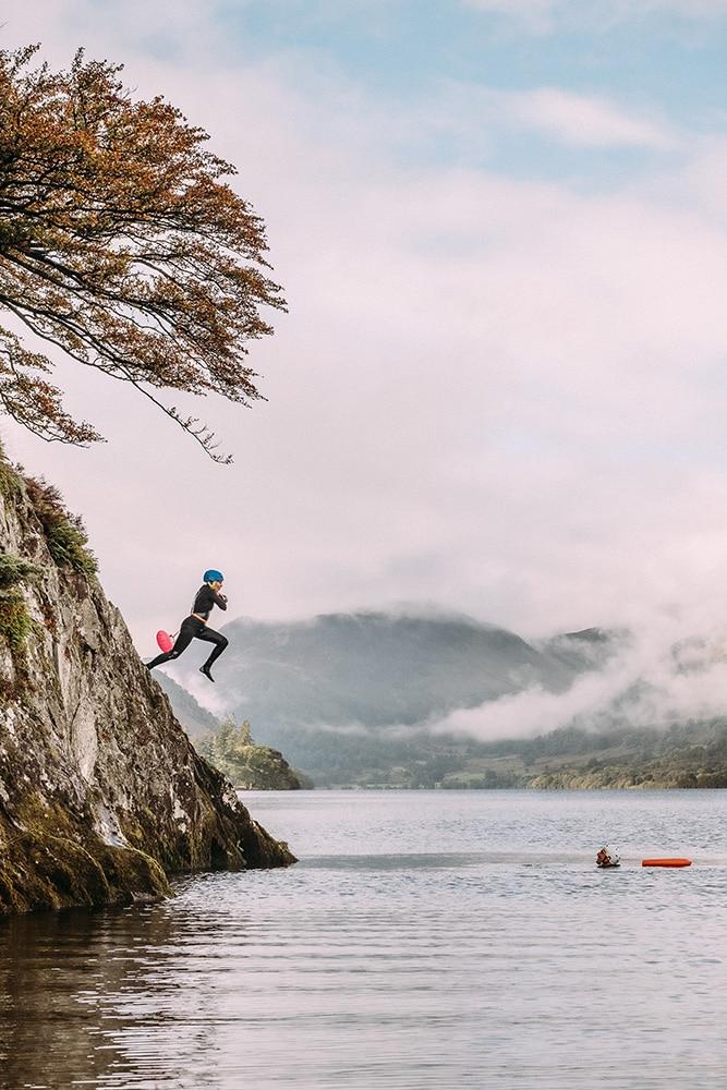 Jumping at Kalepot