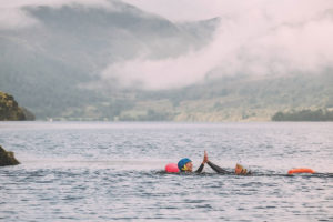 Leap back in. An Ullswater adventure