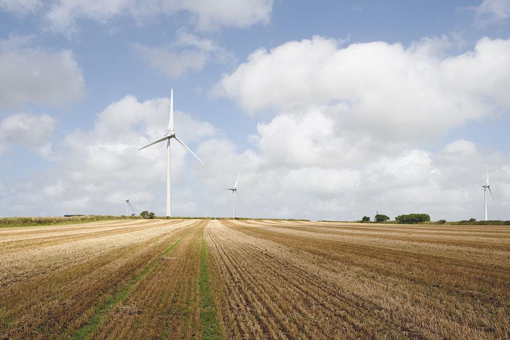 Good Energy wind farm