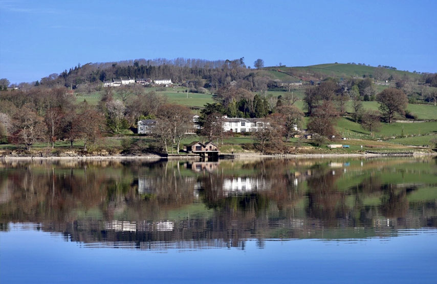 Another Place, The Lake hotel in the Lake District