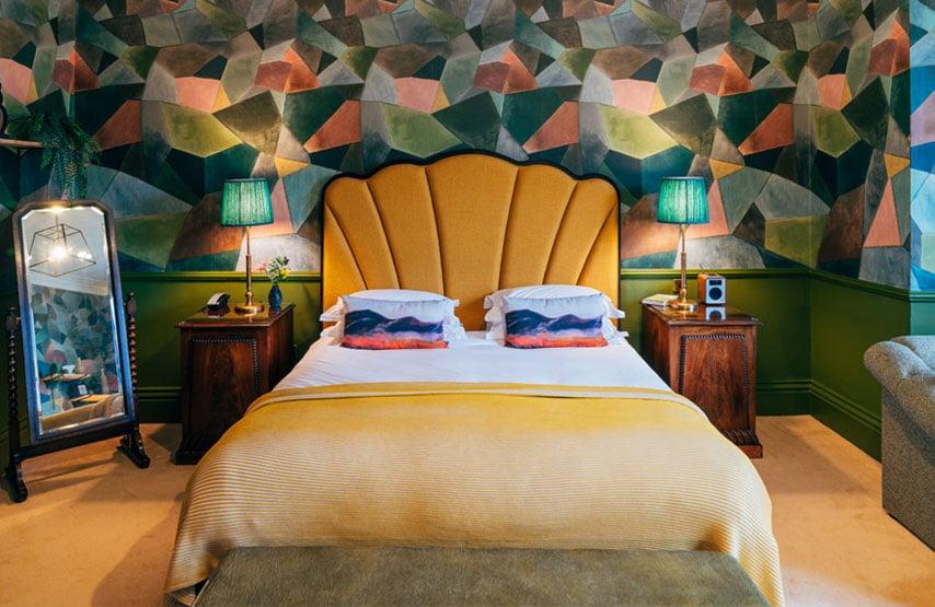 ullswater suite hotel bedroom