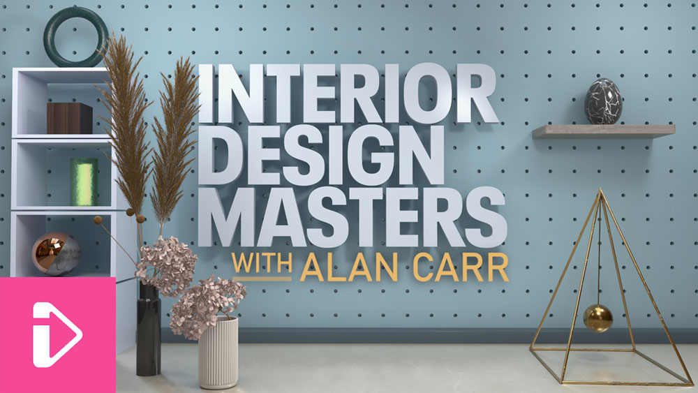BBC Two Interior Design masters with Alan Carr