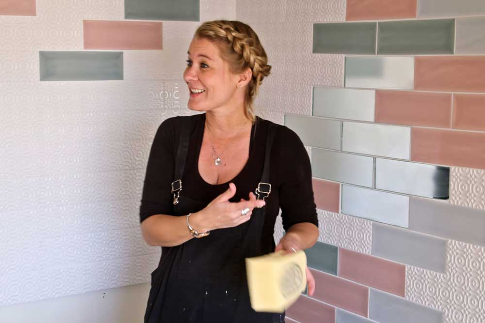 Lynsey Ford the winner of interior design masters