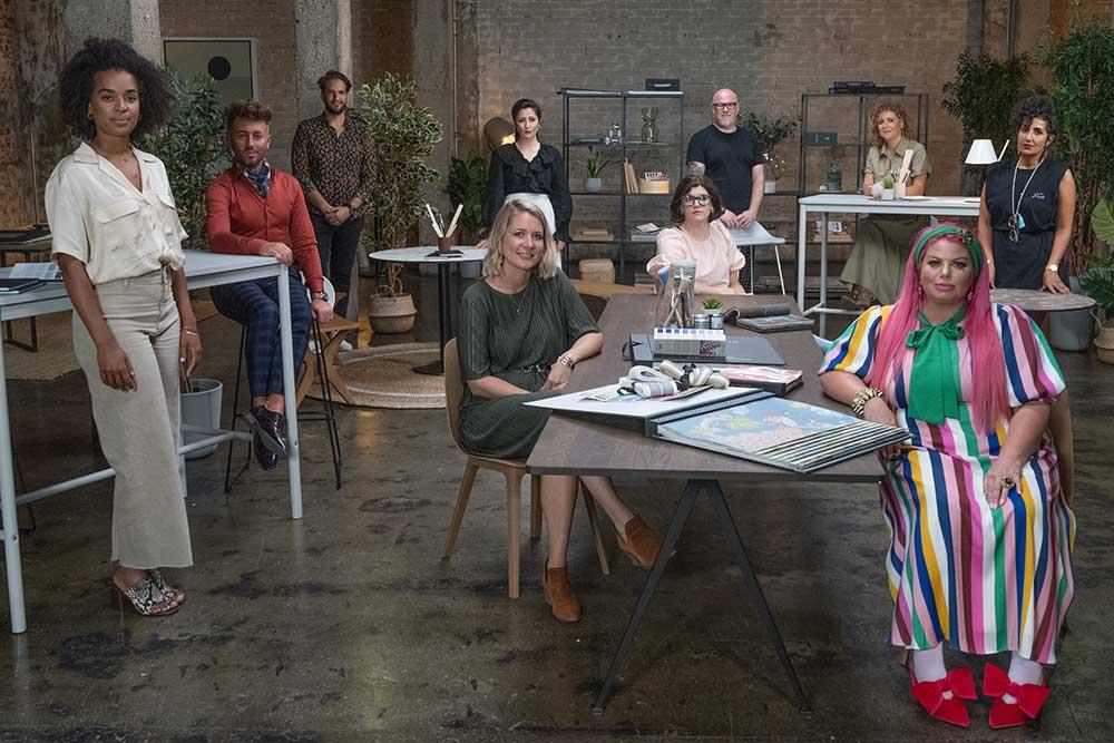 interior design masters cast and crew