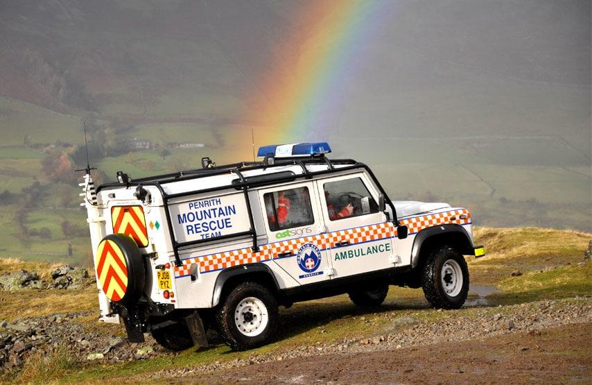 Penrith Mountain Rescue