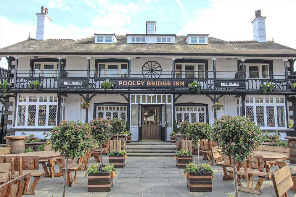 The Pooley Bridge Inn